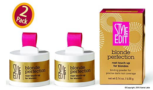 Amazon.com: Blonde Perfection Root Touch Up (4g) by Style Edit ...