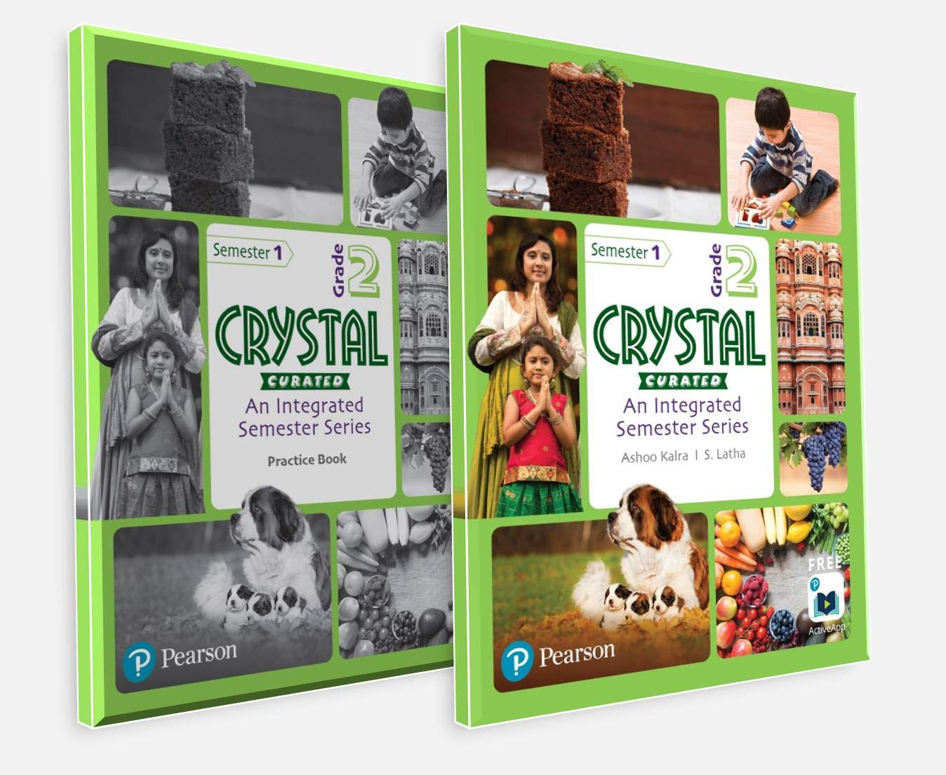 Crystal Semester 1 Integrated Semester Series | Course Book