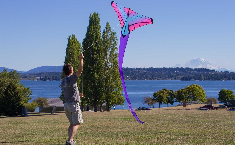Iris PRISM DESIGNS INC MANP Prism Mantis Single-line Kite