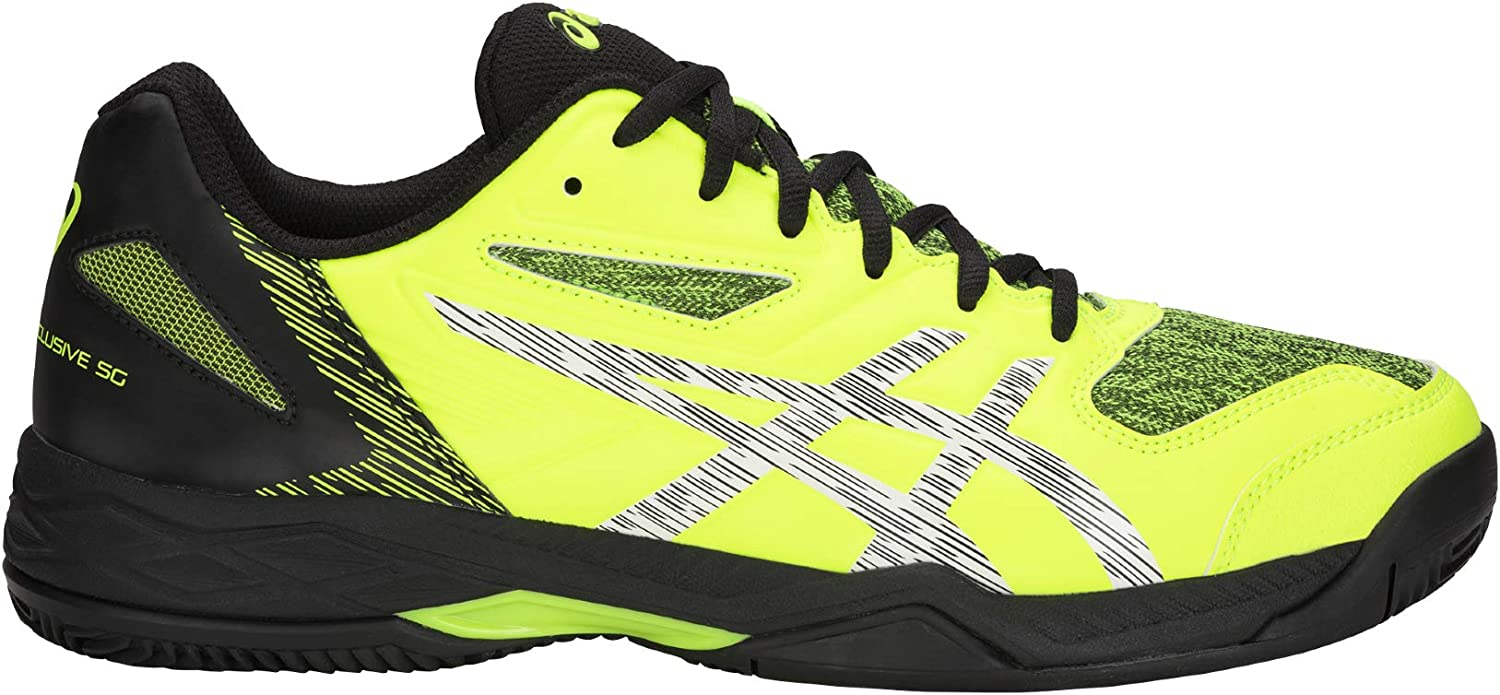 ASICS Exclusive 5 SG Amarillo/Negro, Unisex Adulto