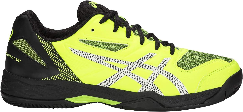 Asics 1041A005 750, Rain Shoe Unisex-Adult, jaune flash/blanc, 39
