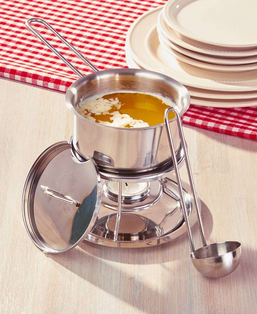 Seafood Frenzy Butter Warmer