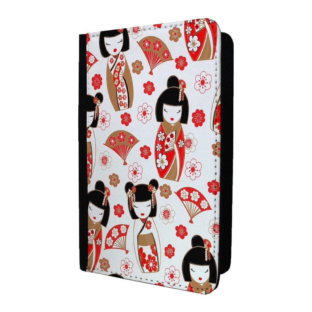Asie Japon Poupé es passeport Coque –  S1608 Accessories4Life