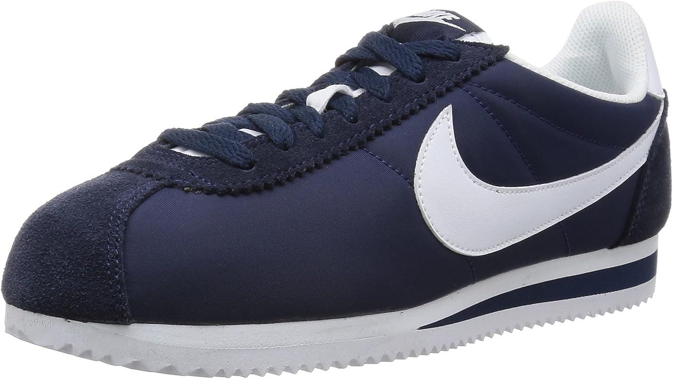 info for 046ec 97e95 ... Scarpe da Ginnastica Uomo. Nike - Classic Cortez Nylon, Scarpe sportive  Uomo, Azul (Azul (Obsidian
