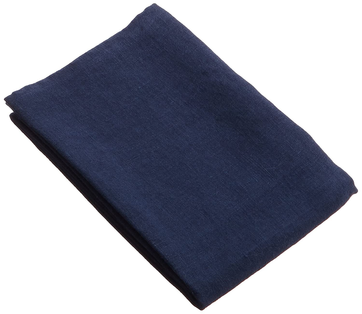 LinenMe Blue Stone Washed Bed Linen Pillow Case 20x36 Inch 20 x 36