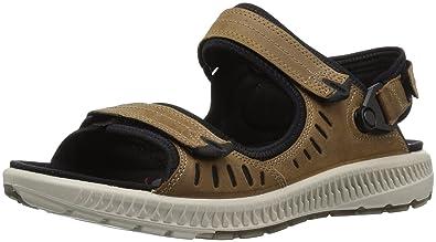 30a64be7697e ECCO Women s Terra 2S Athletic Sandal Camel 36 EU 5-5.5 ...