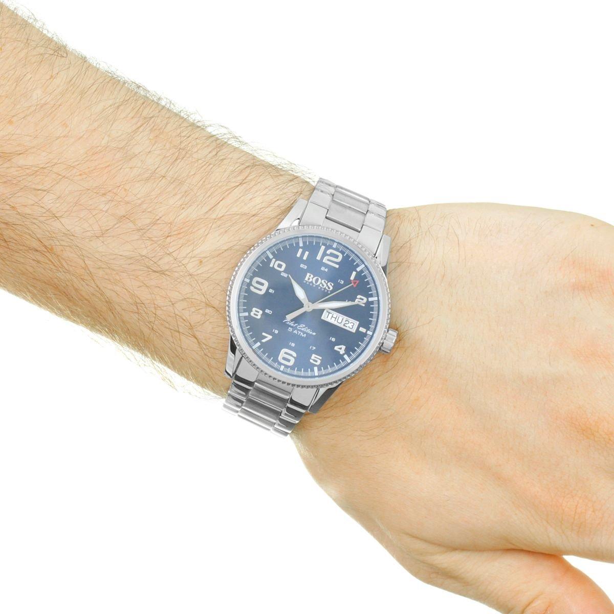 618fcc92a20d Hugo Boss - Reloj para hombre - 1513327  Hugo Boss  Amazon.es  Relojes