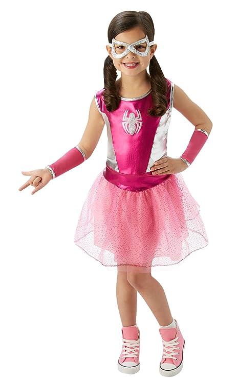 Rubieu0027s Marvel Classic Childu0027s Pink Spider-Girl Costume Toddler  sc 1 st  Amazon.com & Amazon.com: Rubieu0027s Marvel Classic Childu0027s Pink Spider-Girl Costume ...