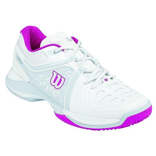 Wilson Nvision Elite W, Zapatillas de tenis, Mujer: Amazon.es: Zapatos y complementos