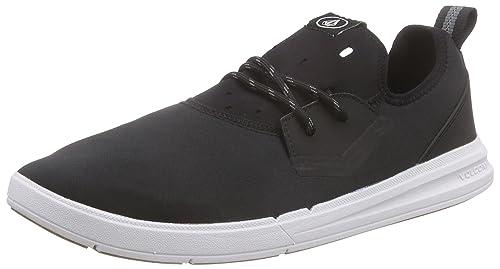 VolcomDraft Shoe - Zapatillas de Skateboard Hombre, Color Negro, Talla 42