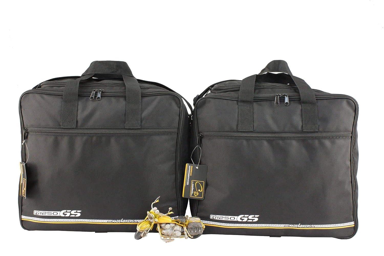 Bolsas Interiores Adecuado para de los Modelos BMW K1200LT K1200 LT made4bikers