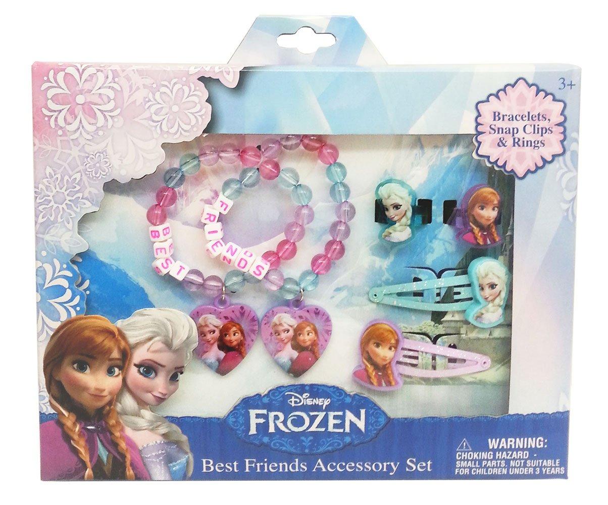 Frozen Best Friends Jewelry and Hair Set HER Accessories FZ058