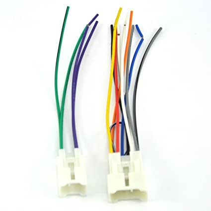 71sj3x6I2wL._SX425_ amazon com quwei metra 70 1761 radio wiring harness for toyota 87  at crackthecode.co