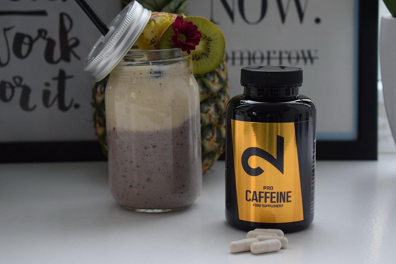 suplementos de cafeína y taurina más vendidos