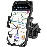 TruActive Unbreakable Bike Phone Mount Holder, Motorcycle Phone Mount, Cell Phone Holder for Bike - Universal, Bike…