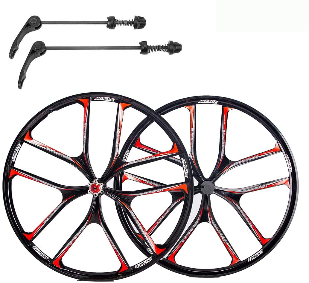 ZUUKA Bike Wheelset