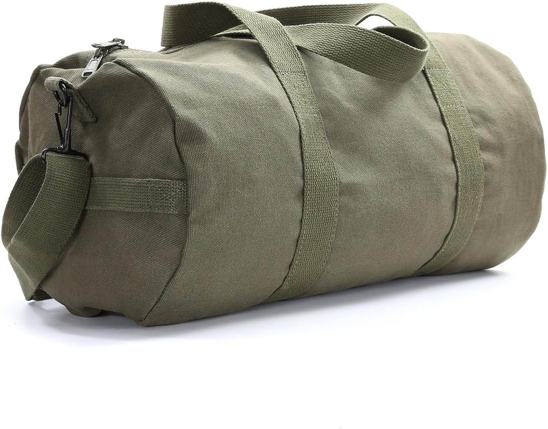 Golden Retriever Gentle Dog Heavyweight Canvas Duffel Bag