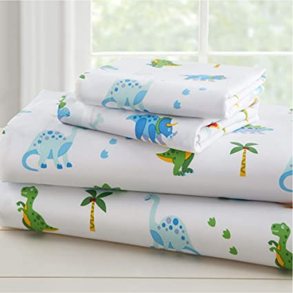 100/% Cotton Sheet Set Flat /& Fitted Sheets Pillowcases High Quality US Standards