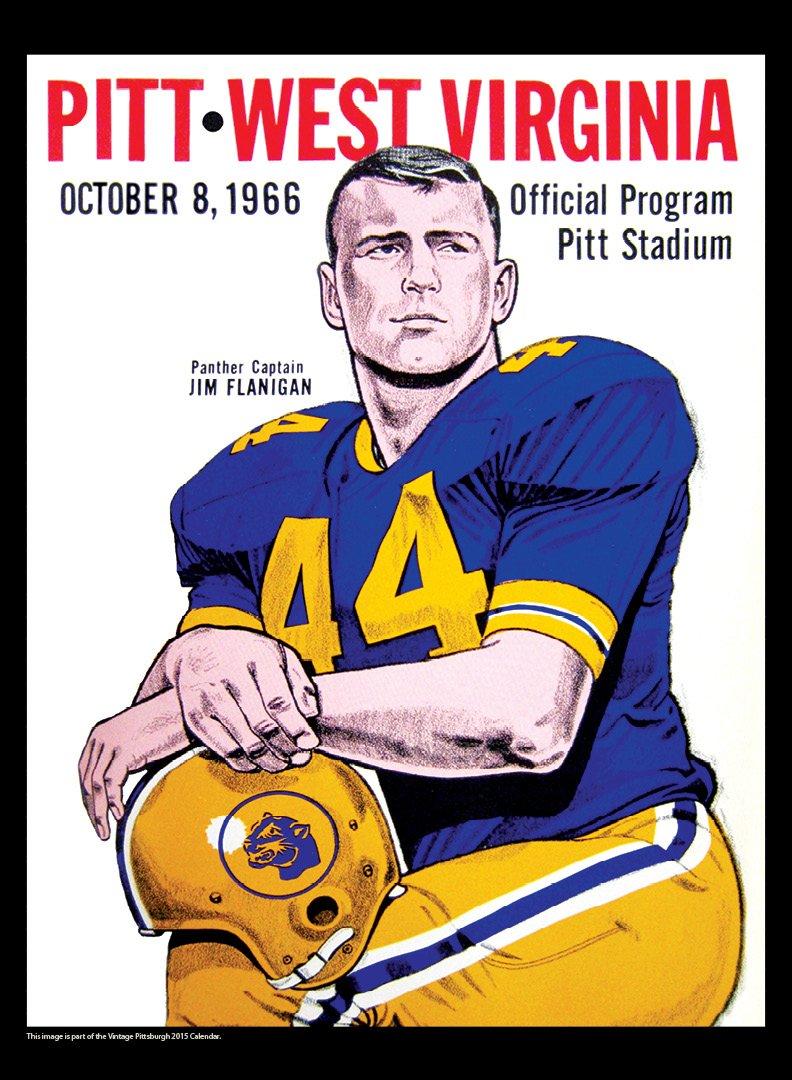 Pittsburgh Panthers 2015 Vintage Football Calendar: Asgard Press:  9781630360603: Amazon.com: Books