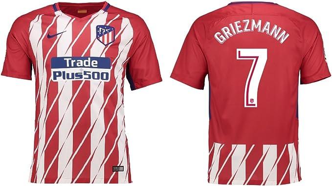 Camiseta para niños Atlético de Madrid 2017 – 2018, equipación de ...
