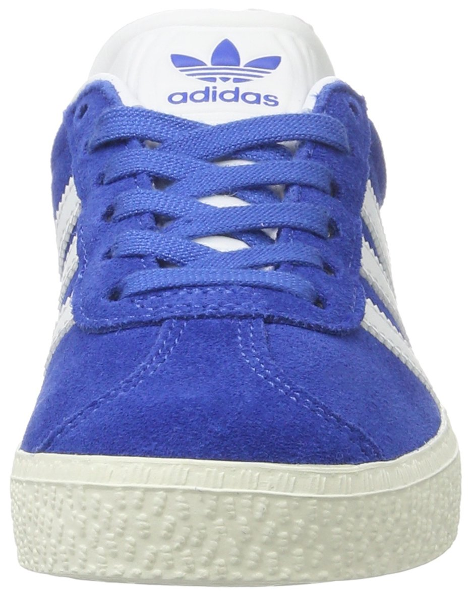 huge selection of 4786b 63414 adidas pour Enfant Gazelle Bb2506 Baskets Taille Unique BleuBlanc  Amazon.fr Sports et Loisirs