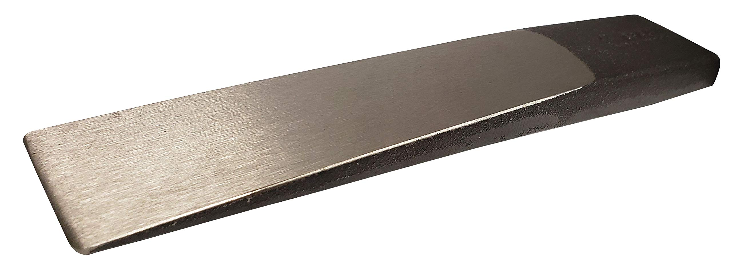 Rivet Bucking BAR - 10'' Length X 2'' Width X 5/8'' Height. Made from CASE Hardened 1018 Carbon Steel, Designed to Help Clinch Solid Rivets with an AIR Hammer (CA-42) by HANSON RIVET