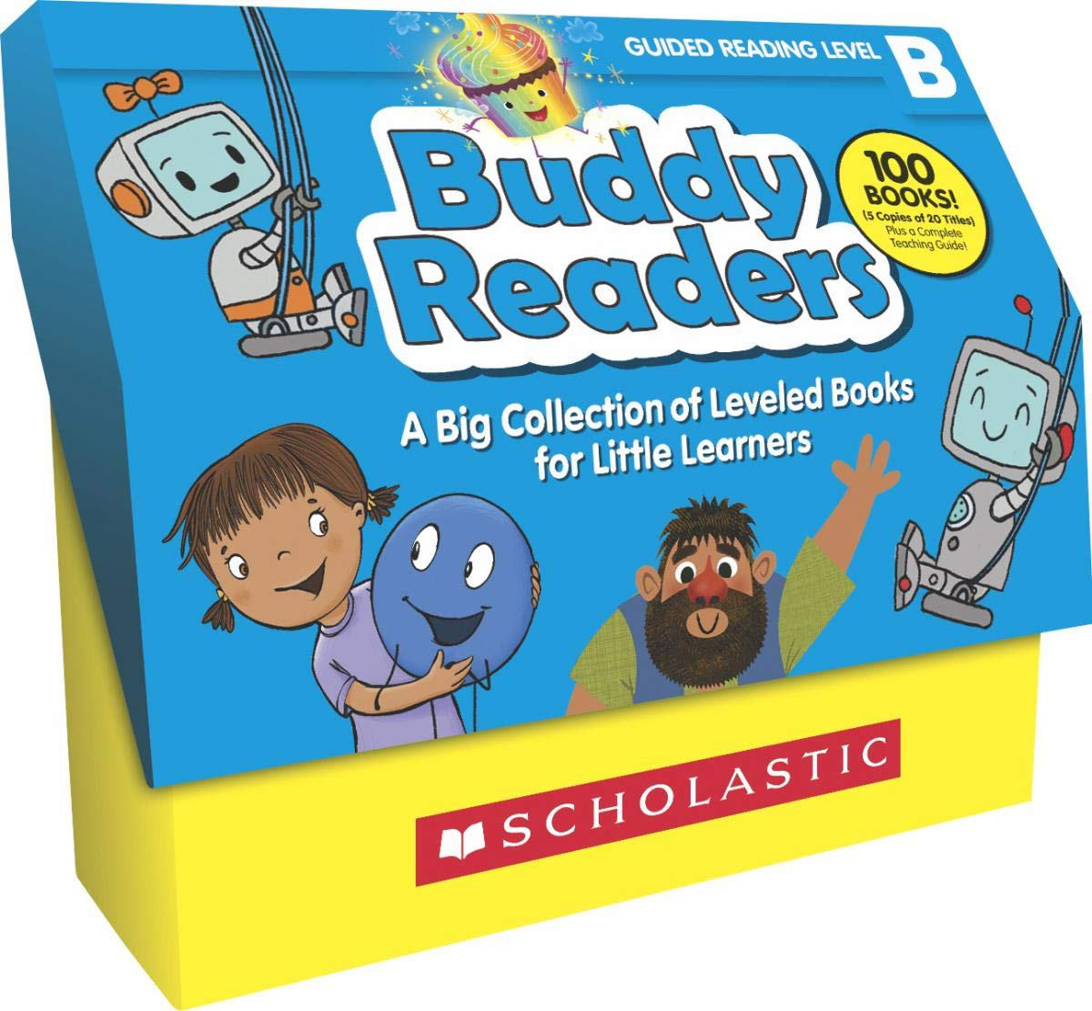 Buddy Readers (Class Set): Level B: A Big Collection of Leveled Books for Little Learners