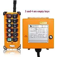 NEWTRY F23-A++único emisor/transmisor eléctrico de grúa de riego
