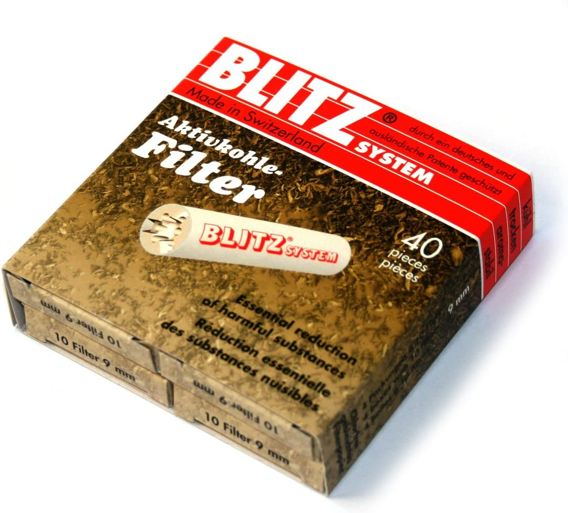 9mm filter blitz