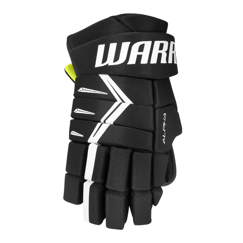 Amazon com : Warrior Sports Alpha Dx5 Senior Hockey Gloves