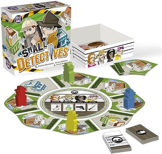 SMALL DETECTIVES: Amazon.es: Juguetes y juegos
