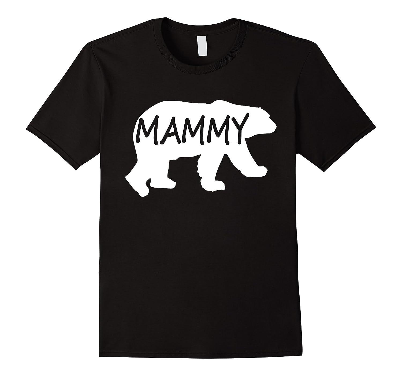 Mammy Bear T-Shirt  mama bear-Vaci