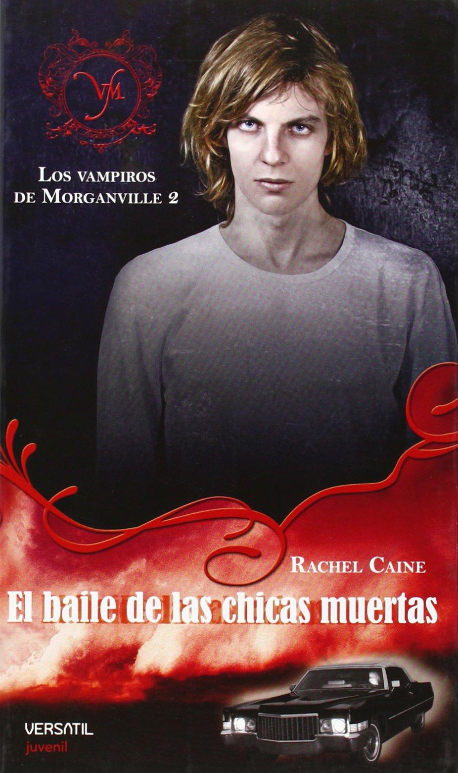 Libros juveniles de vampiros