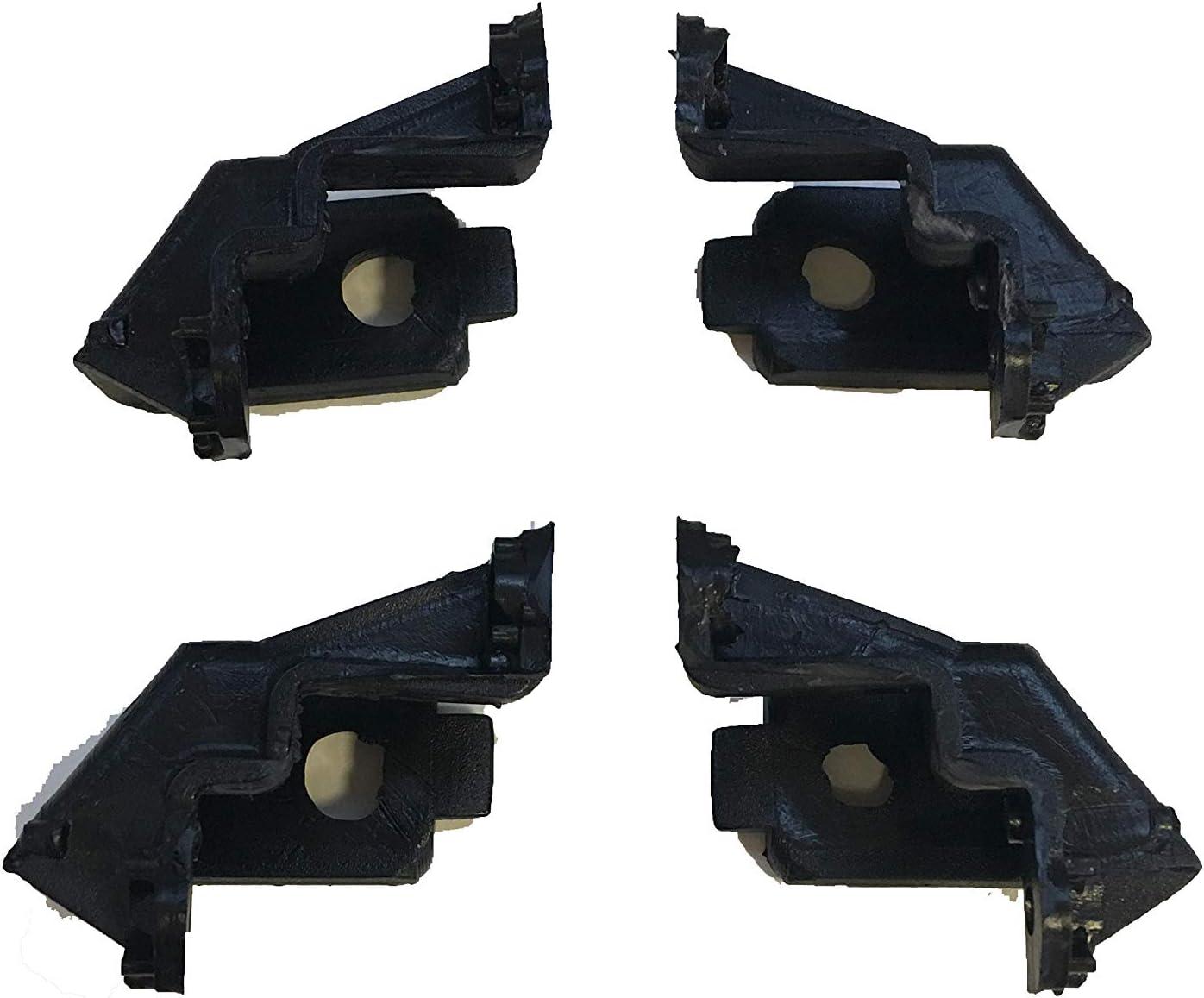 2x Kit de réparation pour phares avant gauche pour vw polo 6r 6c 6r0998225