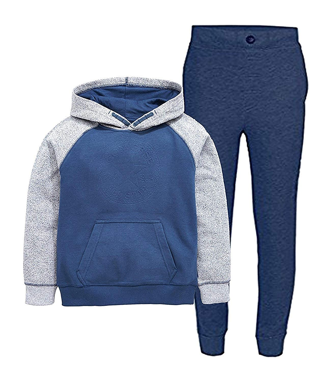 Kids Converse - Chándal - para niño Azul Azul Marino X-Large ...