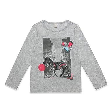 Esprit T-Shirt LS Camisa Manga Larga para Ni/ñas