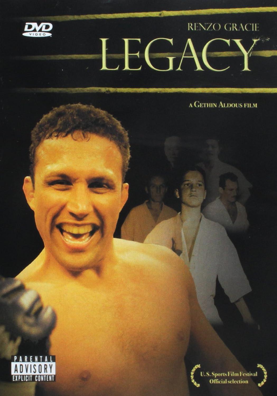 Afbeeldingsresultaat voor renzo gracie legacy documentary