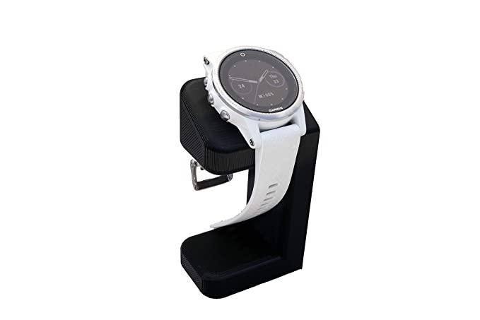 Artifex Design Stand Configured for Garmin Fenix 5 Smartwatch, Charging Stand, Artifex Charging Dock Stand for Garmin Fenix 5