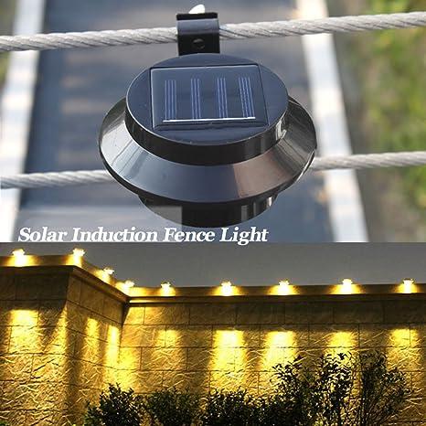 Lampe solaire Induction lampe LED Capteur de contrôle de la ...