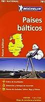 Mapa National Países Bálticos (Mapas National