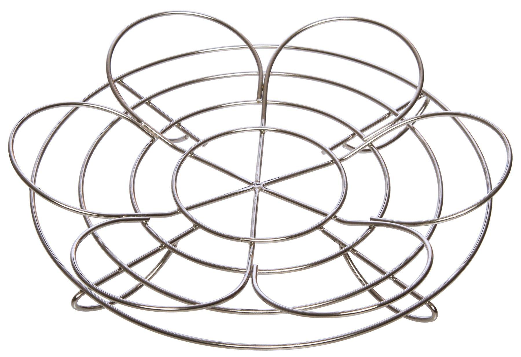 Prepworks by Progressive Reversible Stainless Steel Canning Rack by Progressive