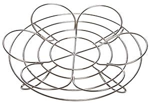 Prepworks by Progressive Reversible Stainless Steel Canning Rack