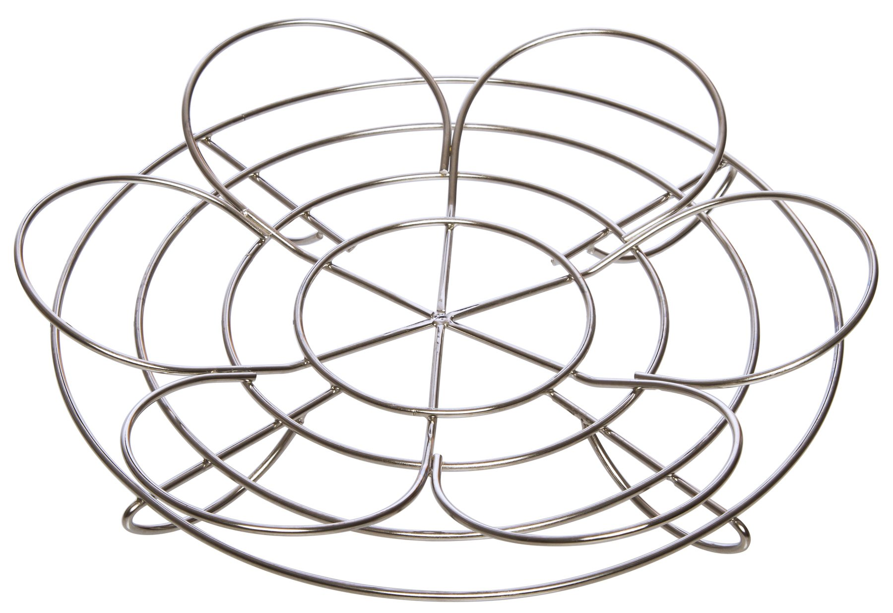 Prepworks by Progressive Reversible Stainless Steel Canning Rack