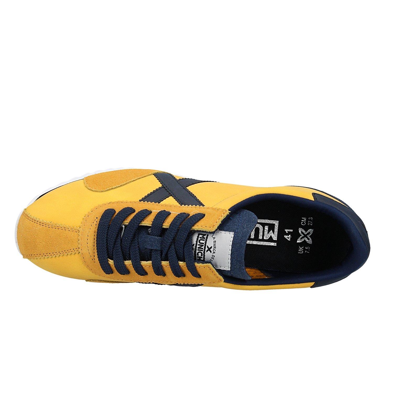 Munich Amarillo Sapporo 8350036 Yellow: Amazon.es: Zapatos y complementos
