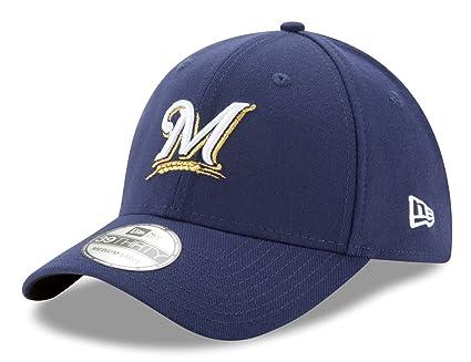 new product da57d 171d8 New Era Milwaukee Brewers MLB Team Classic 39THIRTY Cap
