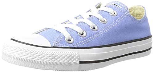 Unisex Adults CTAS Ox Trainers, Pioneer Blue, 5.5 UK Converse