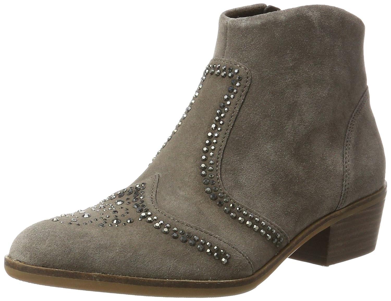 Gabor Shoes Gabor Fashion, Botas para Mujer Marrón (13 Wallaby)