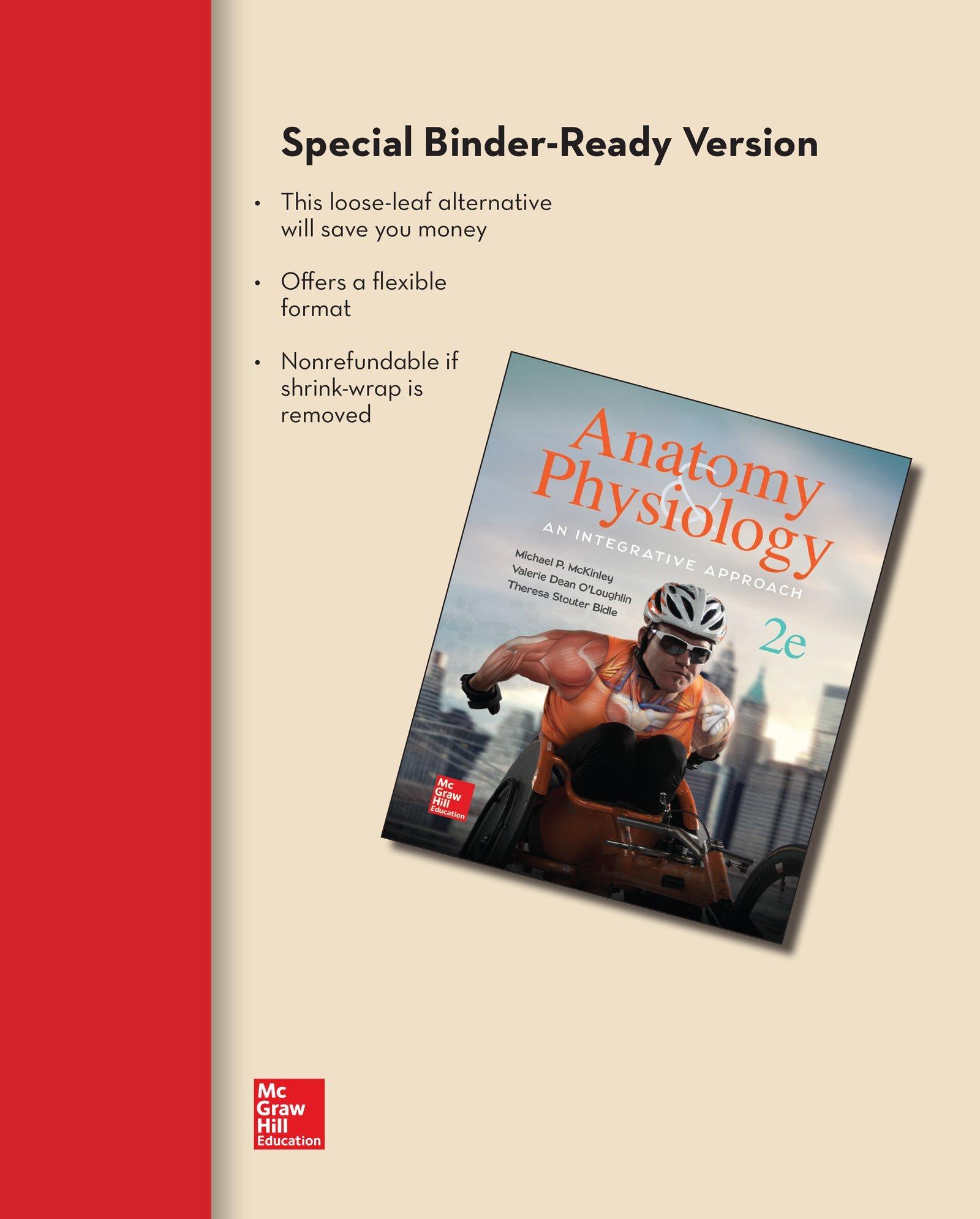 Anatomy & Physiology: An Integrative Approach: Michael P. McKinley ...