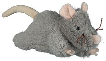 Trixie Peluche ratón con sonido para gato, 15 cm