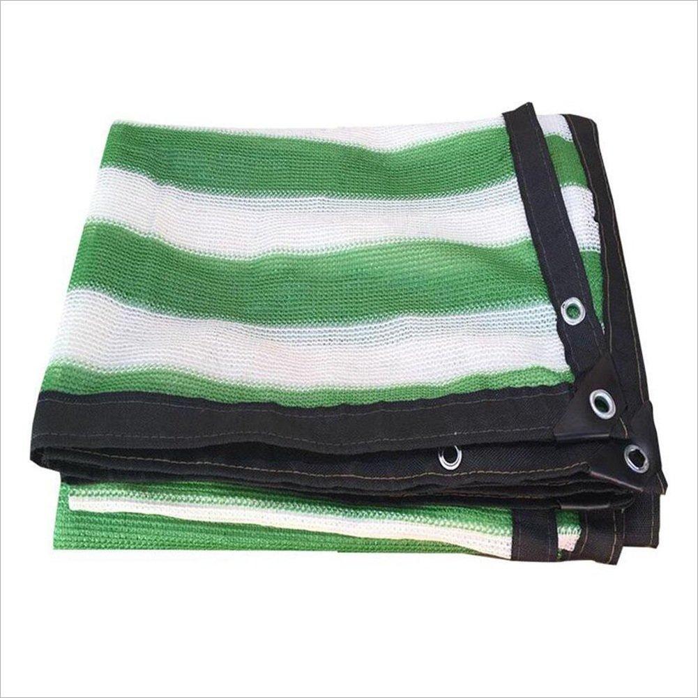 PENGFEI オーニングシェーディングネット 厚い 90%遮光率 ガゼボ シェード 工場 日焼け止め 通気性のある 耐久性、 複数のサイズ (色 : Stripe, サイズ さいず : 6x8m) B07FTHW2R9 6x8m|Stripe Stripe 6x8m